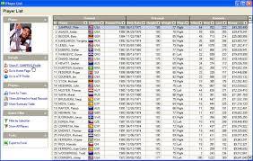 Tennis Match Charting Software Tennis Navigator Tennis Software