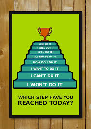 Success Posters Buy Framed Posters Online Shopping India Success Steps Glass