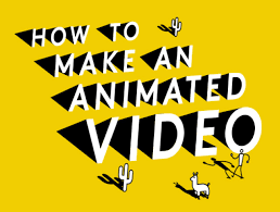 how to make animated videos the easy way