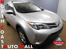 2015 Used Toyota RAV4 AWD 4dr XLE at North Coast Auto Mall Serving ...