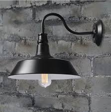 industrial lighting for the home. Vintage Industrial Lighting Home Loft Light Fixtures Luminaire D26cm Metal  Wall Lamps Cafe Pendant Light Restaurant Wall Sconces-in LED Indoor Lamps For The O