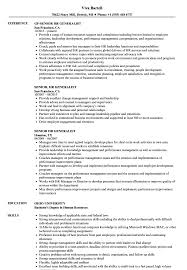Sample Hr Generalist Resume Sample Hr Generalist Resume kerrobymodels 11