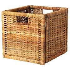 BRANS basket, rattan Width: 12