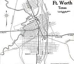 texas cities historical maps perry castañeda map collection ut Map Fort Worth Texas (546k); fort worth 1920 map fort worth texas area