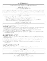 City Attorney Sample Resume Ha