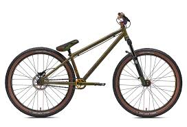 Dirt Bike Ns Bikes 2017 Metropolis 1 Green Camo Unisize