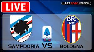 Sampdoria vs Bologna | LIVE Serie A
