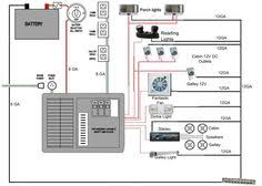 rv dc volt circuit breaker wiring diagram your trailer may not Rv Breaker Box Wiring Diagram camper wiring google search RV Electrical System Wiring Diagram