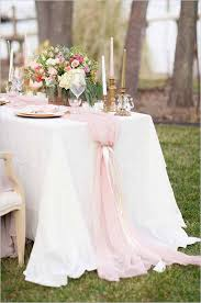 table runners wedding round tables table july