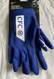 Official chelsea fc football club merchandise christmas birthday fathers gift. Nike Mens Academy Chelsea Fc Gloves Size Medium Gs0381 495 24 99 Picclick Uk