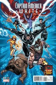 Ghost of Sex Criminals vs J Scotts Inhumans Comic Book.