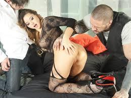 Private Secretary Barbara Bieber Fucks Her Boss in the.