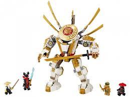 Купить <b>Конструктор Lego Ninjago Золотой</b> робот в каталоге с ...