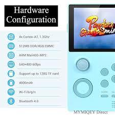 3D Pandora Games <b>Supretro</b> Mini Handheld Game Console - 2006 ...