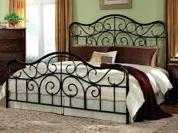 wrought iron king bed. Contemporary Wrought Iron King Bed Black Beds Australia .