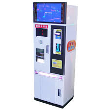 Vending Machines That Take Tokens Gorgeous Atm Coin Exchang Machine Bill Changer Token Vending Machine For