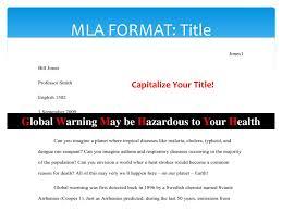 Ppt Mla Format Powerpoint Presentation Id4889724