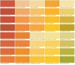 Sherwin Williams SW6880 Energetic Orange SW6881 Cayenne SW6882 Daredevil  SW6883 Raucous Orange SW6884 Obstinate Orange SW6885
