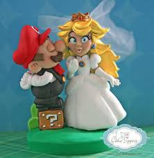 519 best wedding cake topper movie, cartoons, games, fantasy Princess Wedding Kissing Games mario and princess peach flickr photo sharing! prince and princess wedding kissing games