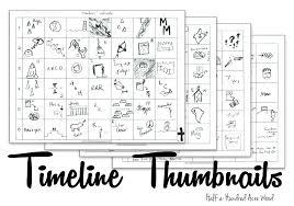 Timeline Printout Keeping A Timeline Timeline Resources Half A Hundred Acre