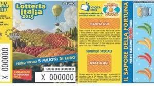 Lotteria Italia. Anche a Messina un premio da 50mila euro ...