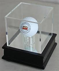 Golf Ball Display Stand Simple Amazon Golf Ball Display Stand Case GB32BLA Black Stand