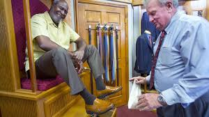 Greensboro men's store owner hopes customers take a shine to their shoes |  Local News | greensboro.com