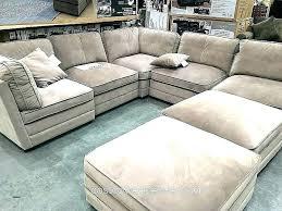 pulaski power leather sectional costco couch home improvement gorgeous gray sofas sleeper elegant grey
