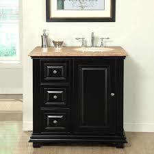 36 x 18 bathroom vanity single bathroom vanity set with sink on right side 36 w x