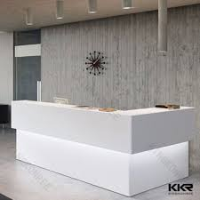Small office reception desk Cheap Kkroffice Desk China Dupont Corian Solid Surface Small Office Reception Desk Manufacturer Supplier Fob Price Is Usd 500022000set Macfilamitaninfo Kkroffice Desk China Dupont Corian Solid Surface Small Office