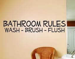 Cheap Bathroom Rules Sign, find Bathroom Rules Sign deals on line at ...
