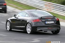 2009 Audi TT - Information and photos - ZombieDrive