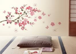 Wall Art For Bedroom Adorable Bedroom Wall Art Ideas With Beige Wall Ideas  With Pink Flower Picture On The Wall