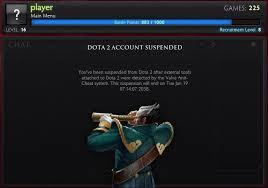 valve now banning dota 2 cheaters per cyborgmatt dota2