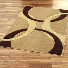 awesome orange area rug with white swirls home decors collection for and blue chevron incredible rugs