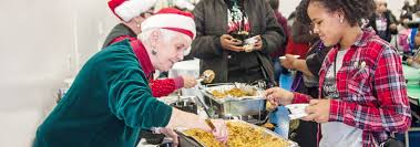 thanksgiving day soup kitchen volunteer nyc