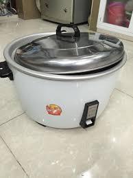 Cần bán nồi cơm điện Sharp lớn loại 7L made in Thailand - chodocu.com