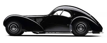 Well, it`s a common assumption that jean bugatti chose this name to honor his adored sculptor and pilot jean mermoz. The Magnificent 1938 Bugatti Type 57sc Atlantic Coupe From The Ralph Lauren Collection