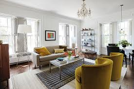 Furniture for condo Small Space Classic Condo Living Room With Reese Sofa And Otis Swivel Chairs Home Design Lover Design Tips For Small Space Condo Room Board