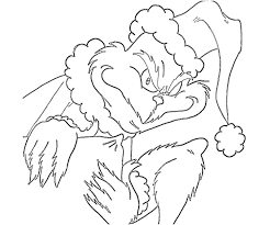 Small Picture Grinch Stole Christmas Coloring Coloring Pages