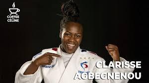 Cette sportive est devenue l. Ijf International Judo Federation Cwc Clarisse Agbegnenou Facebook