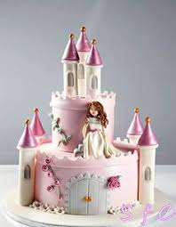 355 Desirable Princess Castle Cakes Images Castle Birthday Cakes