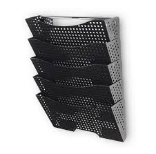 wall mount file organizer by fasthomegoods sy modular design with 5 the