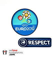 Patches UEFA EURO 2012 Polen - Ukraine - Welovefootballshirts.com
