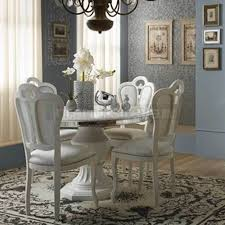 beautiful italian white dining table classic italian round dining set greta clearance intended for