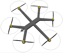 how to make a drone uav lesson 2 the frame robotshop blog Electrical Schematic Hexacopter Wiring Schematic #24