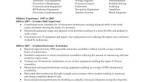 Military Resume Military Resume Samples Resume Help Military