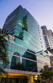 big beautiful modern office photo. new modern glass office buildings serve several needs of people in big city bangkok with best security system to offer and privacy comfortably live beautiful photo u
