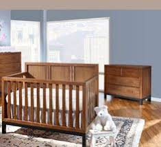 rustic crib furniture. westwood park west collection convertible crib in walnut design furniture brands baby rustic