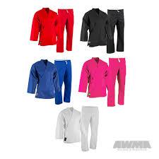 Proforce 6 Oz White Lightweight Student Uniform Elastic